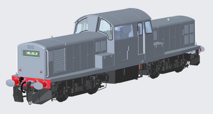 No.3 A Complete Range Of Specifications With Lamp Lima Class 43 Hst 125 Power Car Chassis Only
